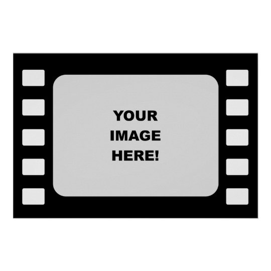 Template, Film Template Poster