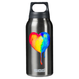 Template Insulated Water Bottle