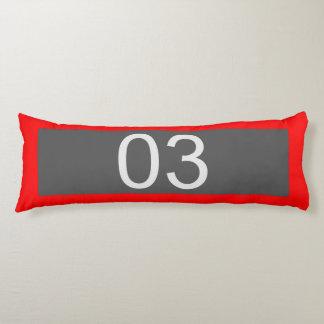 Template Body Pillow