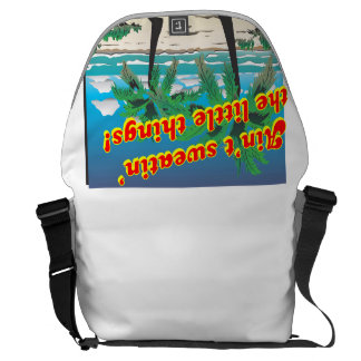 Template Messenger Bag