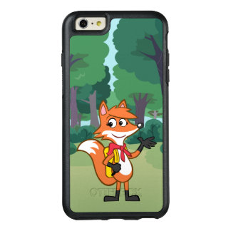 template OtterBox iPhone 6/6s plus case