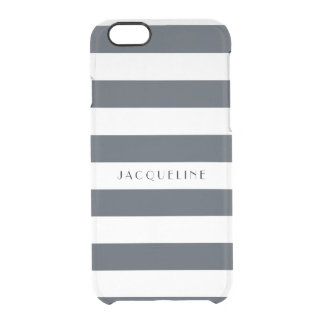 Template phones clear iPhone 6/6S case
