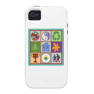 TEMPLATE reseller customer SYMBOLIC ART tell story Case-Mate iPhone 4 Cases
