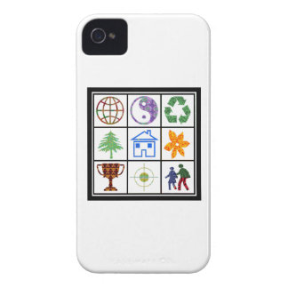 TEMPLATE Resellers Customers SYMBOLS motivational iPhone 4 Case