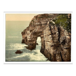 Temple Arch. Horn Head. Co. Donegal, Ireland rare Postcards