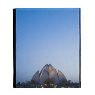 Temple at Night iPad Folio Cases