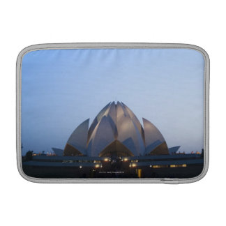 Temple at Night MacBook Sleeve