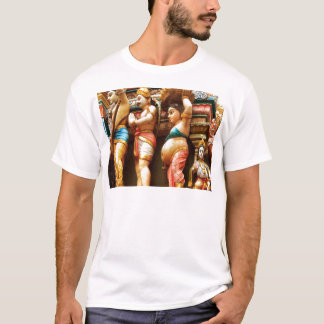 Temple carvings T-Shirt