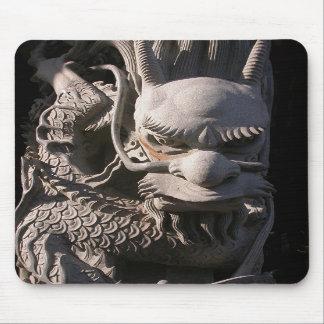 Temple Dragon Mousepad