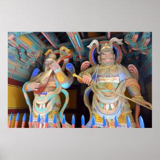 Temple Guardians Poster