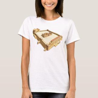 Temple in Jerusalem. Herod's Temple T-Shirt