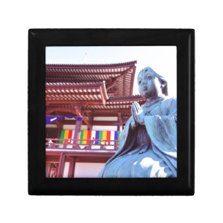 Temple in Tokyo, Japan Gift Box
