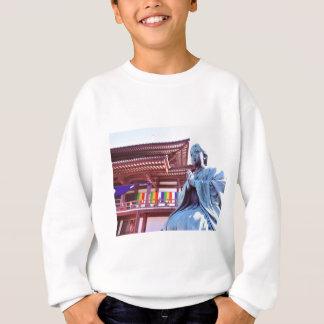 Temple in Tokyo, Japan Sweatshirt