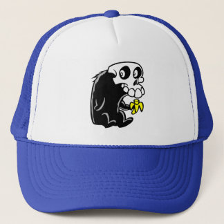 Temple Monkey Trucker Hat