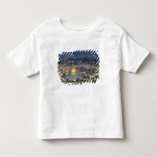 Temple Mount and Dome of the Rock, dawn T Shirt