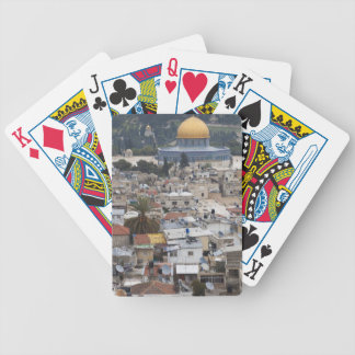 Temple Mount and Dome of the Rock Deck Of Cards