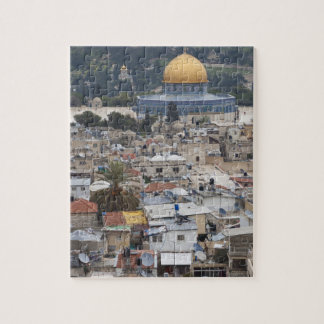 Temple Mount and Dome of the Rock Jigsaw Puzzle