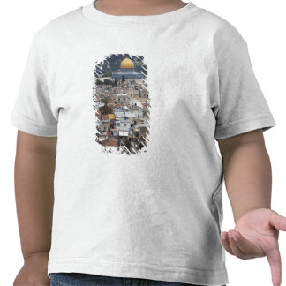 Temple Mount and Dome of the Rock Tee Shirt
