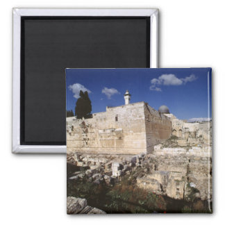 Temple Mount Magnet