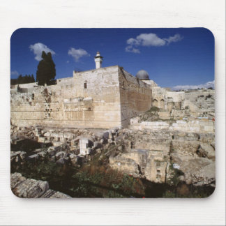 Temple Mount Mouse Mat