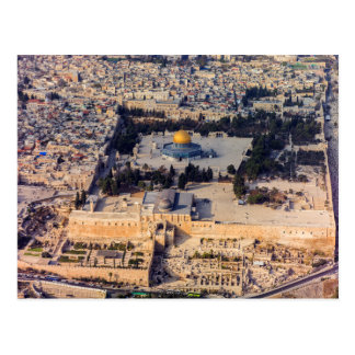 Temple Mount Old City Jerusalem Dome of the Rock Post Cards