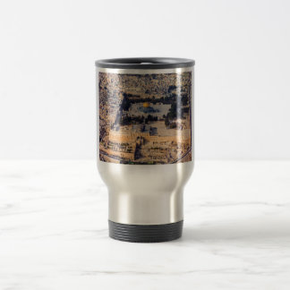 Temple Mount Old City Jerusalem Dome of the Rock Stainless Steel Travel Mug