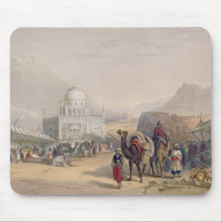 Temple of 'Ahmed Shauh', King of Afghanistan, Kand Mouse Mat