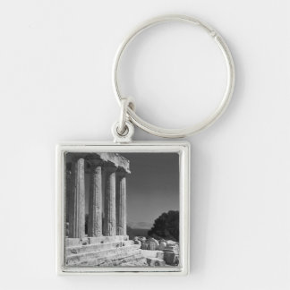 Temple of Aphaea Key Chain