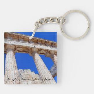 Temple of Athena Aphaea – Aegina Key Chain