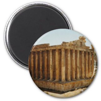 Temple of Bacchus Magnet