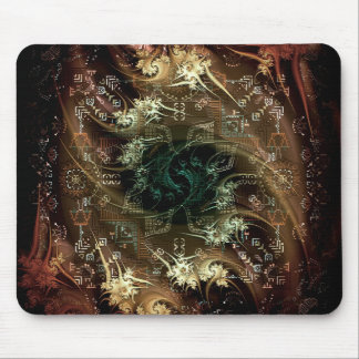 Temple of Gods Mouse Mat