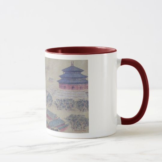 Temple Of Heaven Mug