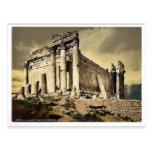 Temple of Jupiter, leaning column, Baalbek, Holy L