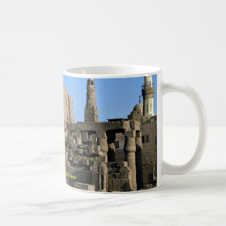 Temple of Luxor, Luxor, Egypt Desert Coffee Mug