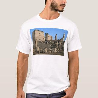 Temple of Luxor, Luxor, Egypt Desert T-Shirt