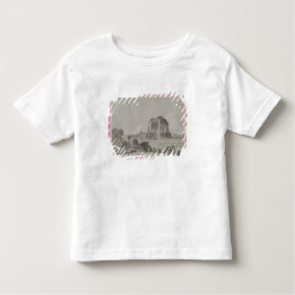 Temple of Minerva Medici, Rome, 1754 (drawing and Toddler T-Shirt