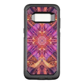 Temple of the Sky God Mandala OtterBox Commuter Samsung Galaxy S8 Case