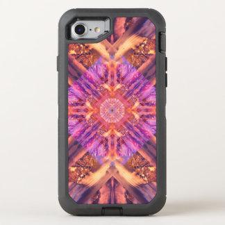 Temple of the Sky God Mandala OtterBox Defender iPhone 8/7 Case
