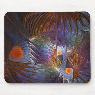 Temple of the Sun Mouse Pad