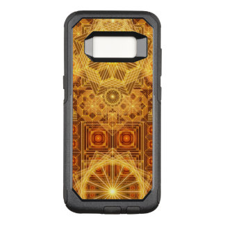 Temple of the Sun OtterBox Commuter Samsung Galaxy S8 Case