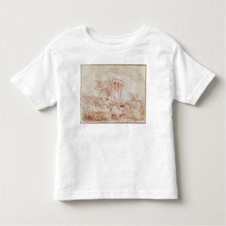 Temple of the Sybil at Tivoli Toddler T-Shirt
