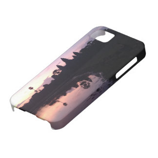 Temple sunrise iPhone 5 covers