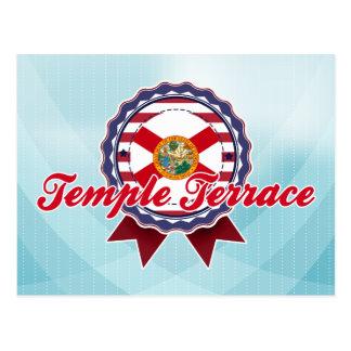 Temple Terrace, FL Postcard
