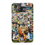 Temple tower architecture galaxy SII case