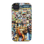 Temple tower architecture iPhone 4 cases