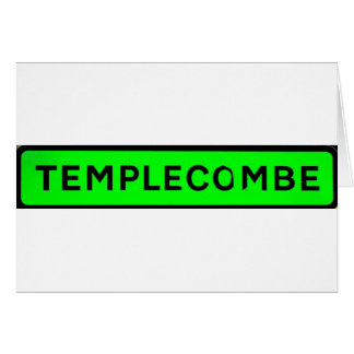 templecombe green card