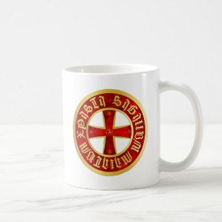 Templer cross/knight cross/Crusaders CROSS Mug