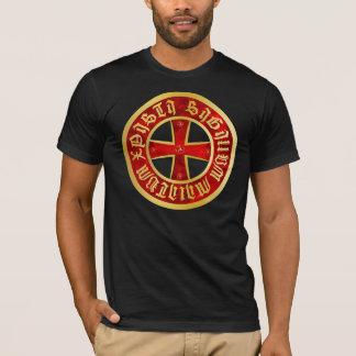 Templer cross SIGILLVM MILITVM XPISTI T-shirt