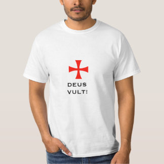 templer god wills it tee shirts