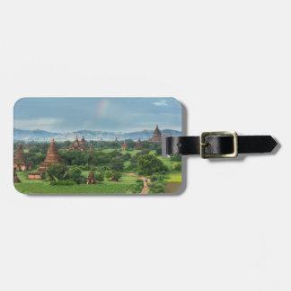 Temples in Bagan, Myanmar Luggage Tag